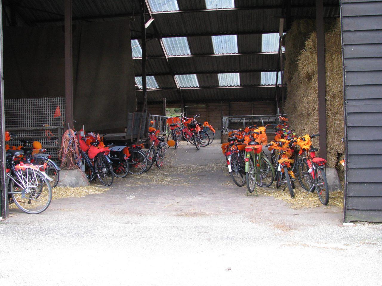 fietsenschuur